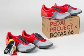 BOTAS 66 x Pedal Project