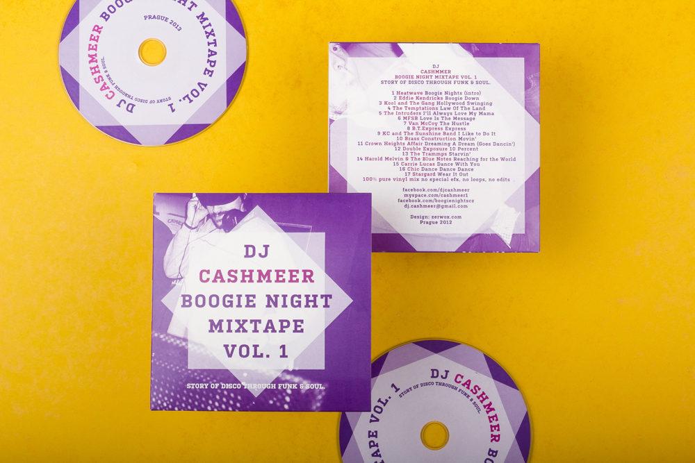 Cashmeer – Boogie Night Mixtape Vol. 1