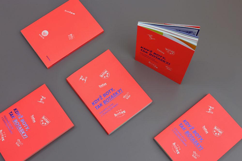 Když boty, tak botasky! – exhibition catalogue