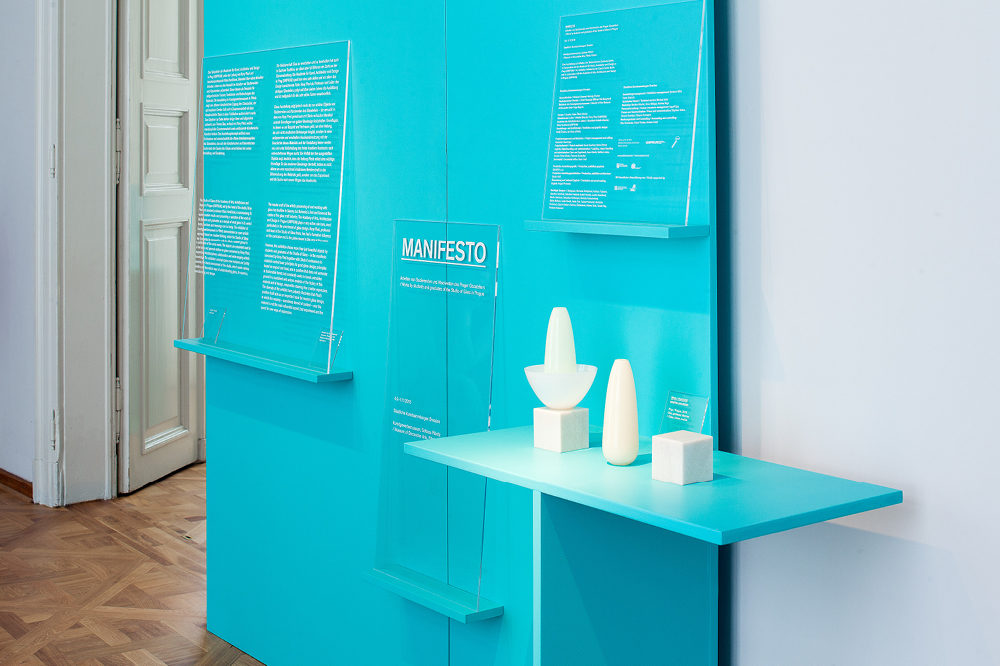 Glass Manifesto Exhibition