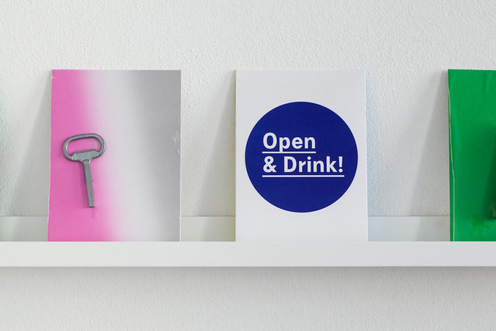 Open & Drink! Exhibition