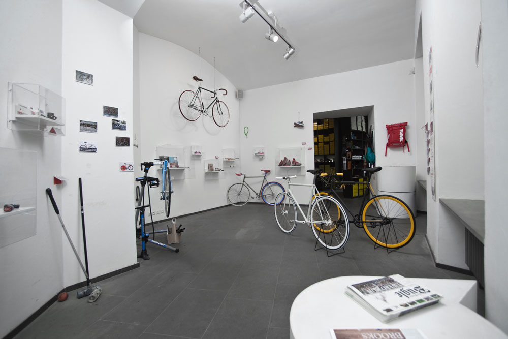 Pedal Project: Fixed Gear