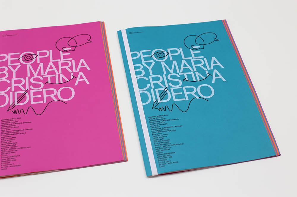 People by Maria Cristina Didero