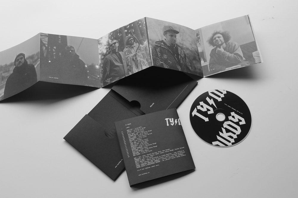 Ty Nikdy – Label