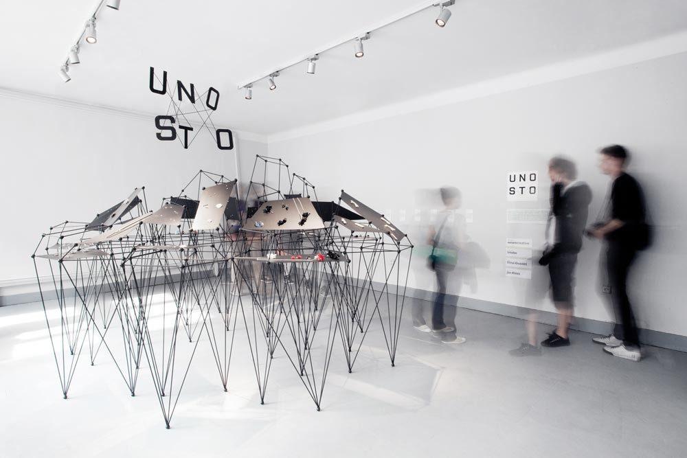 Unosto at Designblok 2011